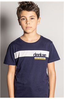 T-Shirt REBORN Garçon S20155B (51842) - DEELUXE
