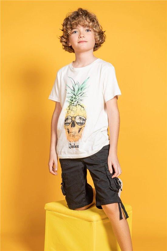 T-Shirt T-Shirt EDDY Garçon S20150B (51849) - DEELUXE