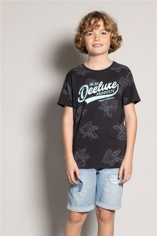 T-Shirt T-Shirt STUNNING Garçon S20139B (51858) - DEELUXE