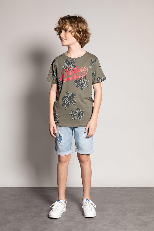 T-Shirt T-Shirt STUNNING Garçon S20139B (51863) - DEELUXE