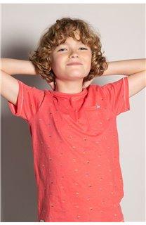 T-Shirt T-Shirt SUNSHADE Garçon S20153B (51873) - DEELUXE