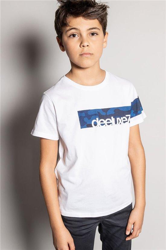 T-Shirt T-Shirt GABLES Garçon S20179B (51972) - DEELUXE