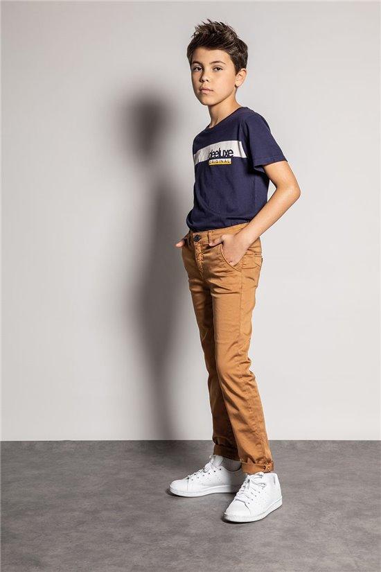 Pantalon PANTALON LAWSON Garçon S20P7009B (52034) - DEELUXE