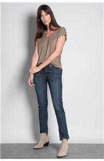 T-Shirt BELI Femme S20108W (52260) - DEELUXE