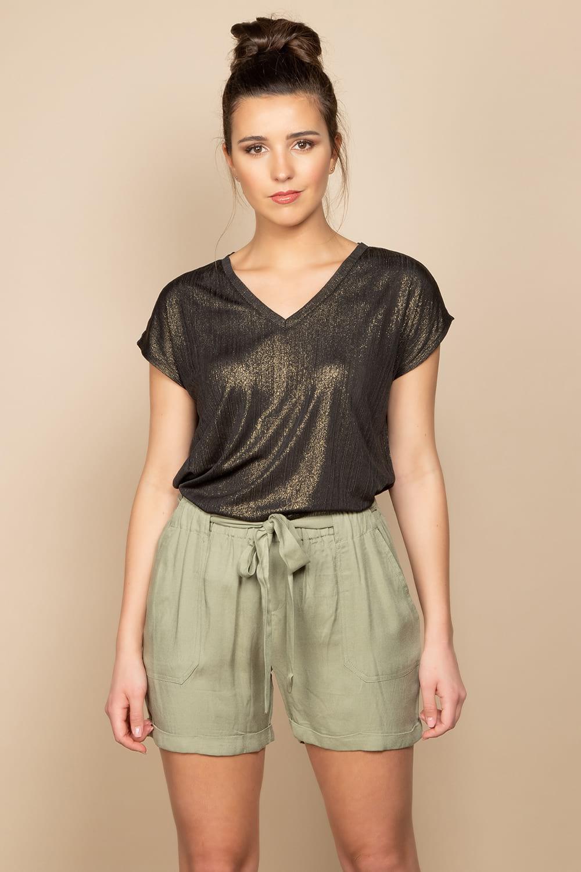 T-Shirt BELI Femme S20108W (52265) - DEELUXE