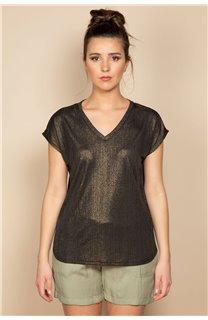 T-Shirt BELI Femme S20108W (52267) - DEELUXE