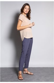 T-Shirt BELI Femme S20108W (52271) - DEELUXE