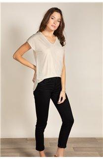 T-Shirt BELI Femme S20108W (52276) - DEELUXE