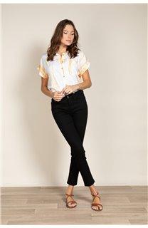 Pantalon PIME Femme S20P721W (52316) - DEELUXE