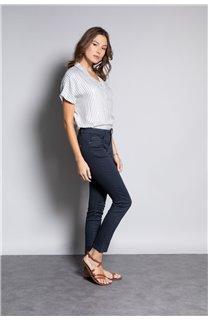 Pantalon PIME Femme S20P721W (52321) - DEELUXE