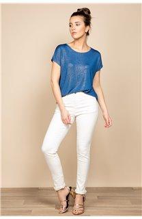Pantalon PIME Femme S20P721W (52326) - DEELUXE