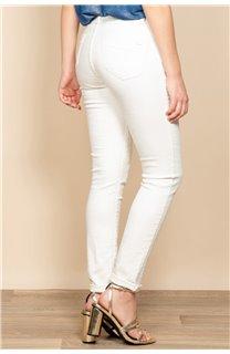 Pantalon PIME Femme S20P721W (52328) - DEELUXE