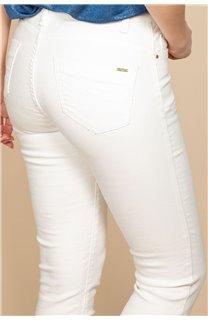 Pantalon PIME Femme S20P721W (52329) - DEELUXE