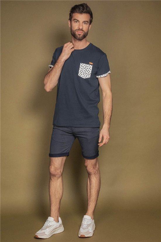 T-Shirt T-SHIRT BAHAMAS Homme S20141 (52375) - DEELUXE