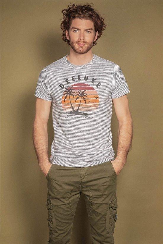 T-shirt BAKA Homme Deeluxe