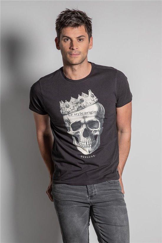 T-shirt QUEENY Homme Deeluxe