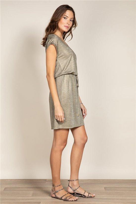 Robe JUSTINE Femme S20226W (52499) - DEELUXE