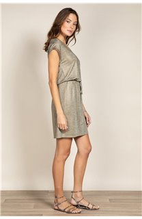 Robe JUSTINE Femme S20226W (52500) - DEELUXE