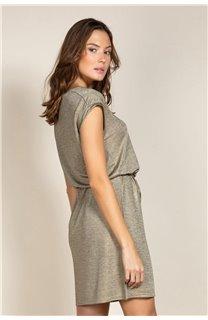 Robe JUSTINE Femme S20226W (52502) - DEELUXE