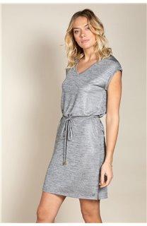 Robe JUSTINE Femme S20226W (52509) - DEELUXE