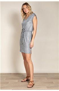 Robe JUSTINE Femme S20226W (52510) - DEELUXE