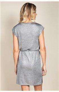 Robe JUSTINE Femme S20226W (52512) - DEELUXE