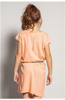 Robe TIME Fille S20212G (52562) - DEELUXE