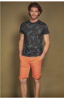 T-Shirt T-SHIRT MAIKA Homme S20136 (52614) - DEELUXE