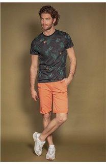 T-Shirt T-SHIRT MAIKA Homme S20136 (52615) - DEELUXE