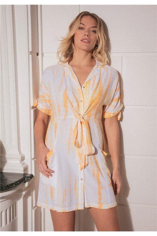 Robe Robe MARLENE Femme S20216W (52644) - DEELUXE