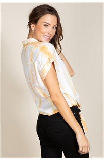 Blouse Blouse TESSA Femme S20416W (52702) - DEELUXE