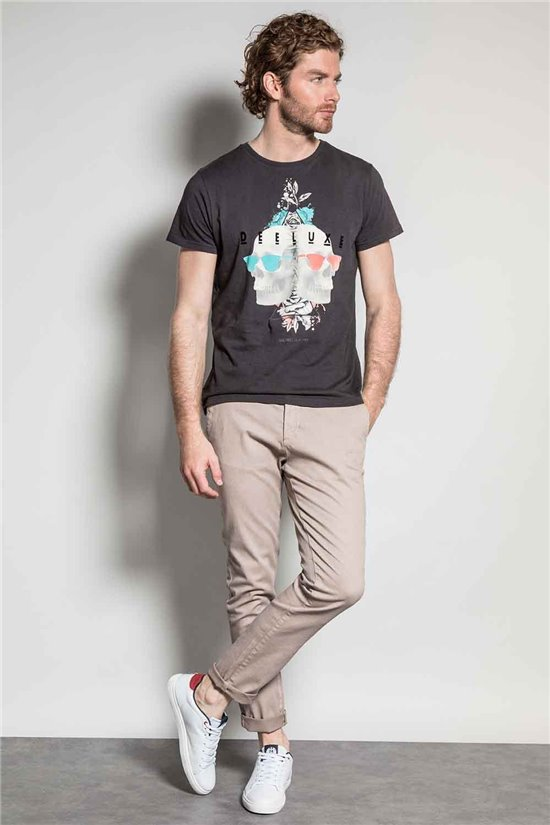 Pantalon PANTALON ALMA Homme S207013 (52723) - DEELUXE