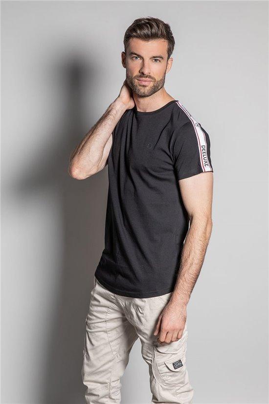 T-Shirt T-SHIRT BANDOSON Homme S20189 (52768) - DEELUXE