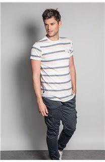 T-Shirt CUBALIBRE Homme S20170 (52784) - DEELUXE