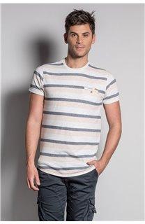 T-Shirt CUBALIBRE Homme S20170 (52785) - DEELUXE