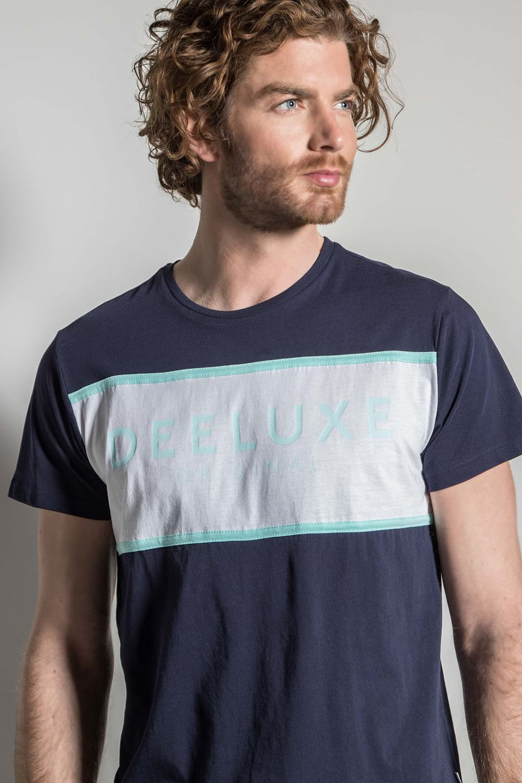 T-Shirt T-SHIRT DAREK Homme S20124 (52788) - DEELUXE