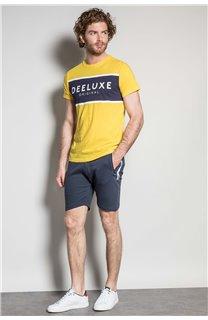 T-Shirt T-SHIRT DAREK Homme S20124 (52793) - DEELUXE