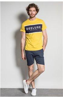 T-Shirt T-SHIRT DAREK Homme S20124 (52794) - DEELUXE