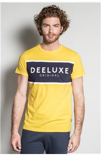 T-Shirt T-SHIRT DAREK Homme S20124 (52795) - DEELUXE