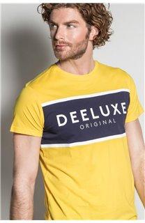 T-Shirt T-SHIRT DAREK Homme S20124 (52797) - DEELUXE