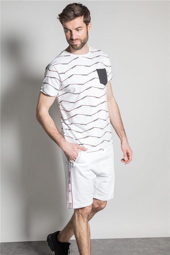 T-shirt KEEPER Homme Deeluxe