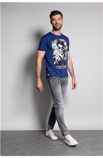 T-Shirt MAVERICKER Homme S20198 (52864) - DEELUXE