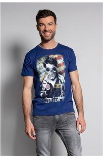 T-Shirt MAVERICKER Homme S20198 (52865) - DEELUXE