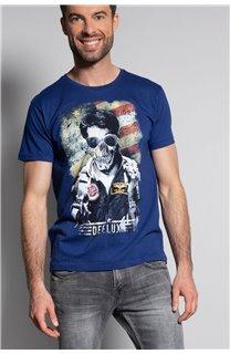 T-Shirt MAVERICKER Homme S20198 (52867) - DEELUXE