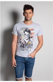 T-Shirt MAVERICKER Homme S20198 (52868) - DEELUXE
