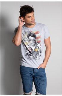 T-Shirt MAVERICKER Homme S20198 (52869) - DEELUXE