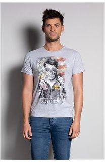 T-Shirt MAVERICKER Homme S20198 (52870) - DEELUXE