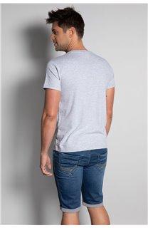 T-Shirt MAVERICKER Homme S20198 (52871) - DEELUXE