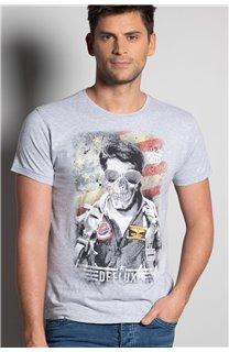 T-Shirt MAVERICKER Homme S20198 (52872) - DEELUXE