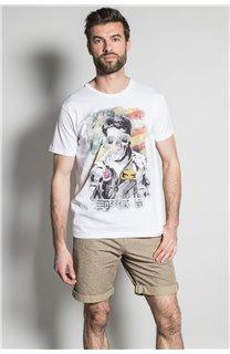 T-Shirt MAVERICKER Homme S20198 (52873) - DEELUXE